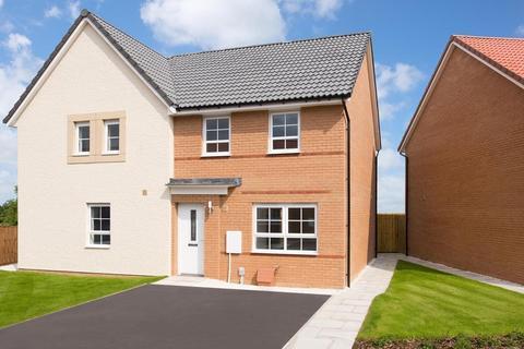 3 bedroom semi-detached house - Plot 59, Maidstone at Kingsley Meadows, Harrogate, Kingsley Rd, Harrogate, HARROGATE HG1