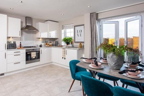 3 bedroom end of terrace house for sale - Plot 54, Maidstone at Kingsley Meadows, Harrogate, Kingsley Rd, Harrogate, HARROGATE HG1