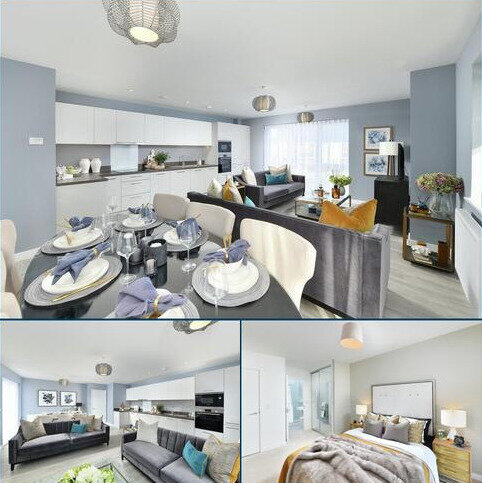 3 bedroom apartment for sale - Plot 145 at Holborough Lakes, Holborough Lakes, Manley Boulevard, Snodland ME6