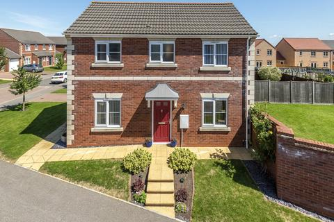3 bedroom detached house for sale - Alexander Road, Lincoln, LN2