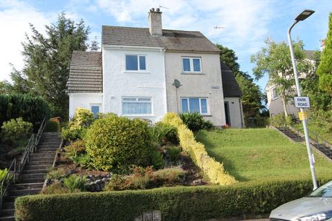 2 bedroom semi-detached house to rent - Park Road, Bridge Of Weir, PA11