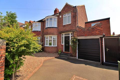 4 bedroom semi-detached house for sale - Westacres Crescent, Fenham, Newcastle upon Tyne, Tyne and Wear, NE15 7NY