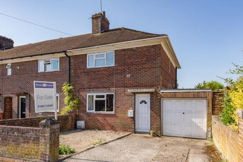 2 bedroom semi-detached house for sale - Wolsey Road, Oxford, Oxfordshire