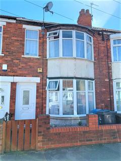 2 bedroom terraced house to rent - 12 Brecon Street, Hull HU8