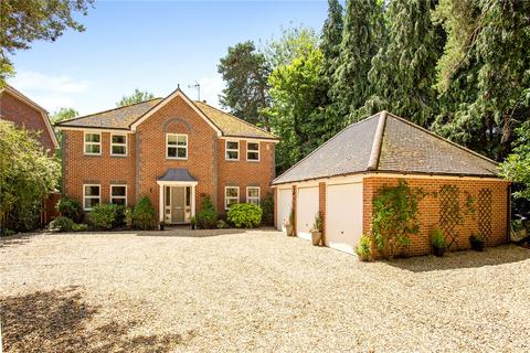5 bedroom detached house for sale - Slade Hill Gardens, Woolton Hill, Newbury, Hampshire, RG20