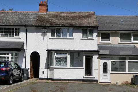 3 bedroom terraced house for sale - Riversdale Road, Yardley Wood, Birmingham, West Midlands, B14