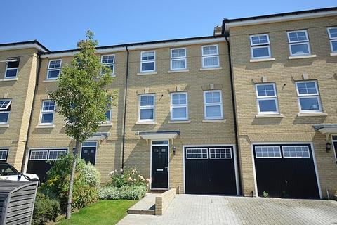 4 bedroom townhouse for sale - Foxglove Close, Chertsey, KT16