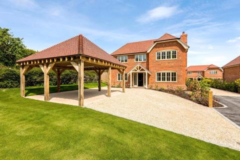 4 bedroom detached house for sale - Langdale Rise, Cliddesden, Basingstoke, RG25