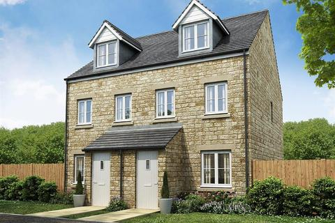3 bedroom semi-detached house for sale - Plot 145, The Souter at Persimmon @ Birds Marsh View, Griffin Walk, Off Langley Road SN15