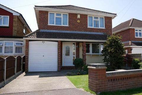 4 bedroom detached house for sale - 20a Rainbow Road, Canvey Island, Essex, SS8 8AE