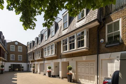 3 bedroom terraced house for sale - St Catherines Mews, London, SW3