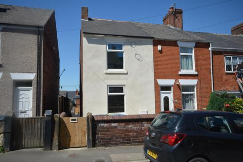 2 bedroom terraced house for sale - Queen Street, Brimington, Chesterfield, S43 1HS