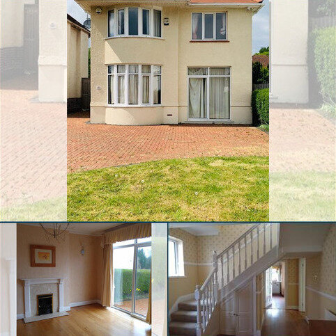 3 bedroom detached house for sale - 10 Mumbles Road