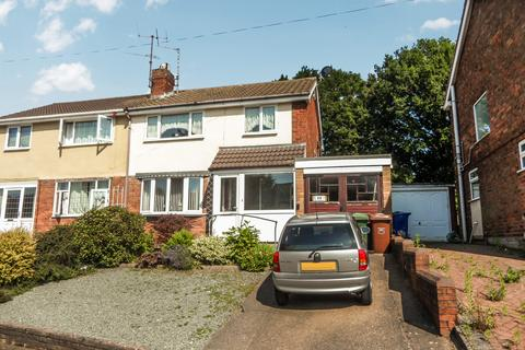 3 bedroom semi-detached house for sale - Somerset Avenue, Rugeley WS15