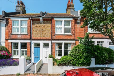 2 bedroom terraced house to rent - Bennett Road, Brighton, East Sussex, BN2