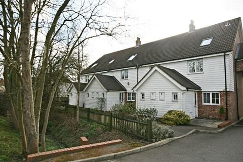 3 bedroom terraced house for sale - Chelmsford Road, Leaden Roding, Dunmow, Essex