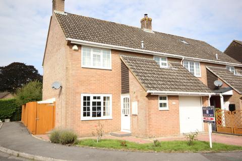 3 bedroom semi-detached house for sale - MILFORD, SALISBURY, WILTSHIRE, SP1 2RZ