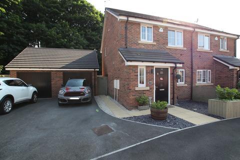 3 bedroom semi-detached house for sale - Samuel Fox Avenue, Stocksbridge
