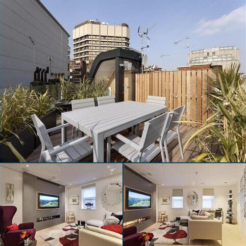 2 bedroom detached house to rent - Hanway Street, Marylebone, London, W1T