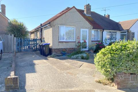 2 bedroom bungalow for sale - Greentrees Crescent, Sompting, West Sussex, BN15