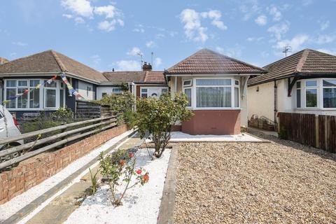 2 bedroom semi-detached bungalow for sale - George V Avenue, Lancing BN15 8NG