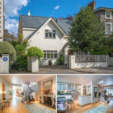 5 bedroom detached house for sale - Clifton Hill, St Johns Wood, London, NW8
