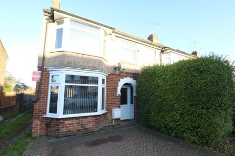3 bedroom end of terrace house to rent - Dartmouth Road, Coventry
