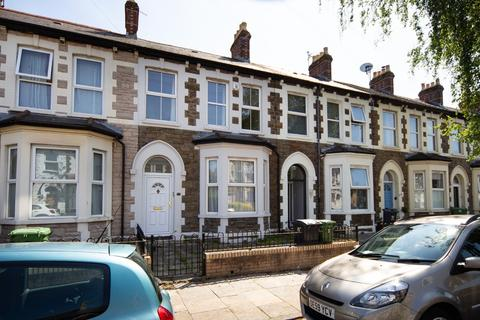 4 bedroom terraced house to rent - Rawden Place, Riverside, Cardiff