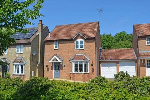 3 bedroom detached house for sale - Mansell Close, Towcester