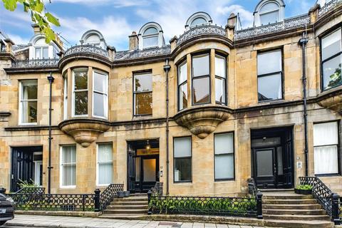 2 bedroom apartment for sale - Flat 1, Grosvenor Crescent, Dowanhill, Glasgow