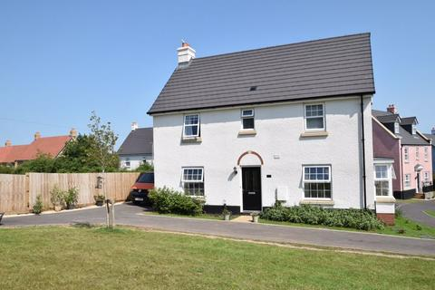 4 bedroom detached house for sale - Stryd Camlas, Cwmbran