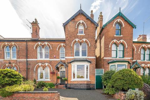 4 bedroom semi-detached house for sale - Kingscote Road, Edgbaston, Birmingham, B15 3JY