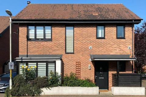 3 bedroom detached house for sale - LEYBOURNE CHASE, WEST MALLING, KENT