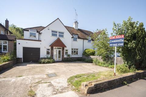4 bedroom semi-detached house for sale - Warren Road, Banstead