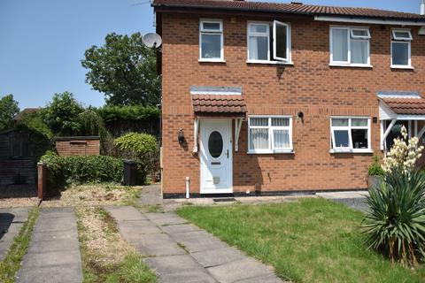 2 bedroom semi-detached house to rent - Mablowe Field, Wigston Harcourt