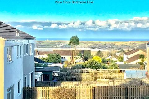 3 bedroom detached house - Far-reaching first-floor views to the North coast at Treliske Road, Redruth