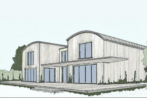Plot for sale - Harely Farm, Woodrow, Fifehead Neville, Sturminster Newton, DT10