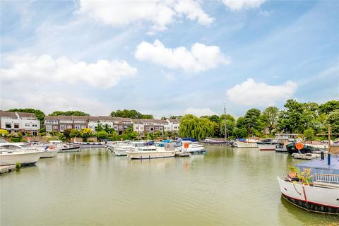 4 bedroom terraced house for sale - Chiswick Quay, Chiswick, London, W4