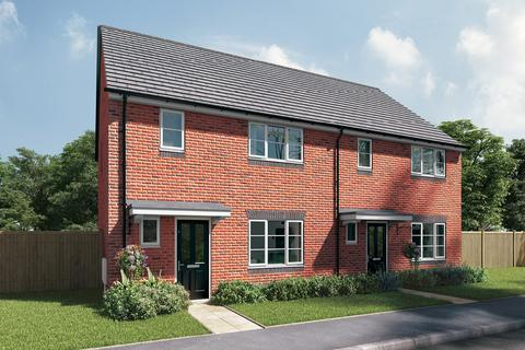 3 bedroom semi-detached house for sale - Plot 37, The Berkeley at Spinnaker, Station Approach, Westbury, Wiltshire BA13