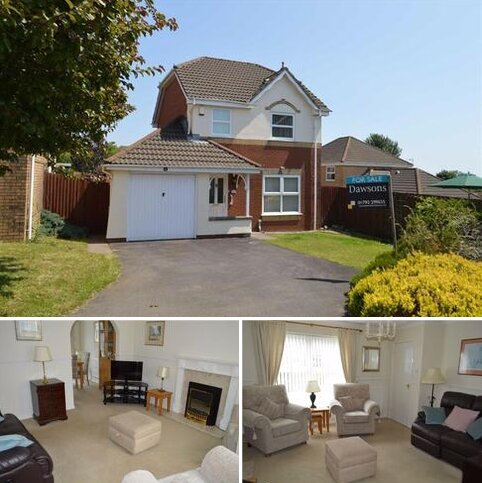 3 bedroom detached house for sale - Pant Yr Odyn, Tycoch, Swansea
