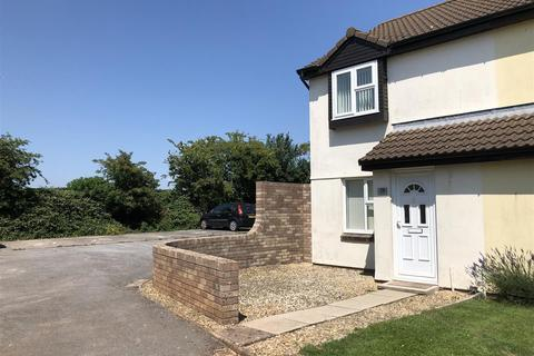 2 bedroom end of terrace house for sale - Brean Close, Sully