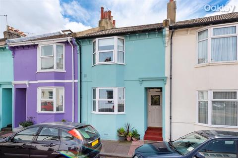 2 bedroom terraced house for sale - Richmond Street, Central Brighton