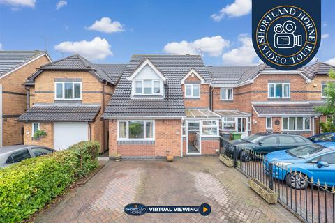 3 bedroom detached house for sale - Baseley Way, Longford, Coventry, CV6 6QA