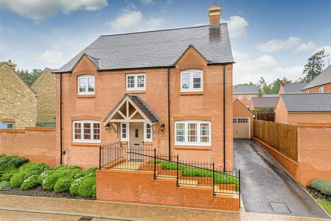 4 bedroom detached house for sale - Redhouse Drive, Wood Burcote