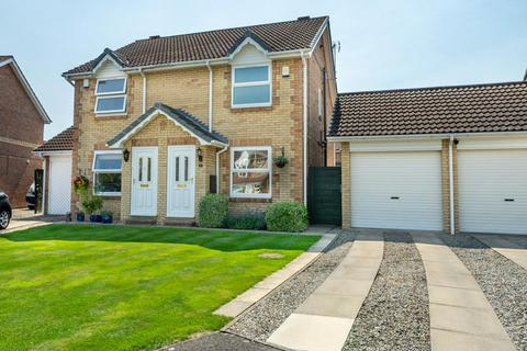 2 bedroom semi-detached house for sale - Blenheim Court, Rawcliffe, York