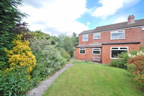 4 bedroom semi-detached house for sale - Burford Avenue, Bramhall
