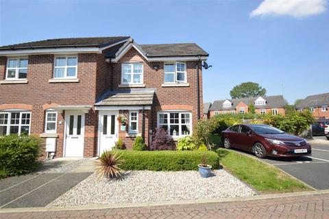 3 bedroom mews for sale - Heyden Close, Macclesfield