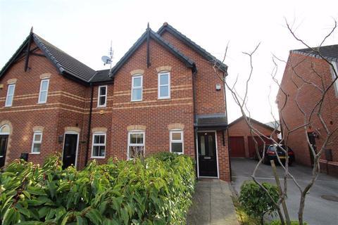3 bedroom terraced house to rent - Welman Way, Altrincham