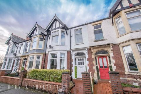 4 bedroom terraced house for sale - Palace Avenue, Llandaff, Cardiff