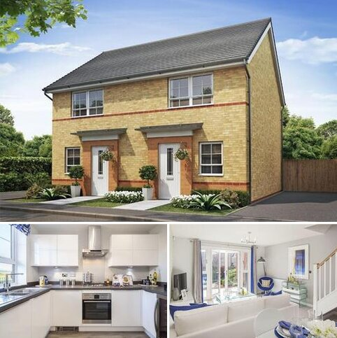 2 bedroom semi-detached house for sale - Plot 243, Washington LCHO at Maes Y Deri, Llantrisant Road, St Fagans, CARDIFF CF5